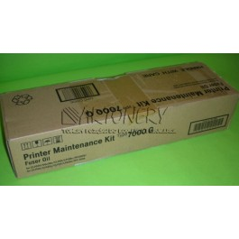 Oil Supply Unit Ricoh 400878, Type 7000 M/KIT G, Aficio CL7000, max yield 30000 copies, ORIGINAL, SUPER PRICE (valid until stock limit), damaged box/old box design