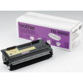 Cartridge Brother Type TN6600, Fax 4750, Black, max yield 6 000 copies, ORIGINAL