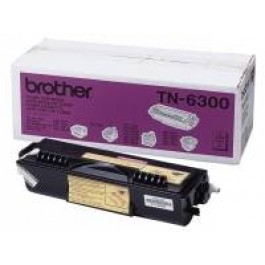 Cartridge Brother Type TN6300, Fax 4750, Black, max yield 3 000 copies, ORIGINAL