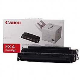 Cartridge Canon 1558A003, Type FX4, Fax L, Black, max yield 4 000 copies, ORIGINAL
