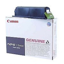 Toner Canon 1372A005, Type NPG1, NP 1015, Black, 760 gr, ORIGINAL