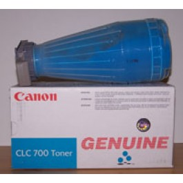 Toner Canon 1427A002, CLC700, Cyan, 345 gr, ORIGINAL, obsolete/out of production - valid until stock limit