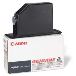 Toner Canon 1384A002, Type NPG13, NP 6028, Black, 540 gr, ORIGINAL
