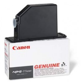 Toner Canon 1377A003, Type NPG7, NP 6025, Black, 500 gr, ORIGINAL