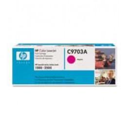 Cartridge HP C9703A, Type 03A, Color LaserJet 1500, Magenta, max yield 4000 copies, ORIGINAL, GOOD PRICE