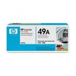 Cartridge HP Q5949A, Type 49A, LaserJet 1160, Black, max yield 2500 copies, ORIGINAL