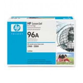 Cartridge HP C4096A, Type 96A, LaserJet 2000, Black, max yield 5 000 copies, ORIGINAL