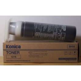 Toner Konica Minolta 01HL, 1216, Black, max yield 8000 copies, 248 gr, ORIGINAL, obsolete/out of production - valid until stock limit