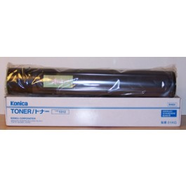 Toner Konica Minolta 01KG, 1312, Black, max yield 5000 copies, 130 gr, ORIGINAL, obsolete/out of production - valid until stock limit