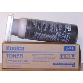 Toner Konica Minolta 00KW, 1015, Black, max yield 6 000 copies, 200 gr, ORIGINAL, obsolete/out of production - valid until stock limit