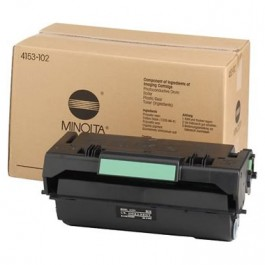 Cartridge Konica Minolta 4153-104, Type 101B, Di151, Black, max yield 9 000 copies, ORIGINAL
