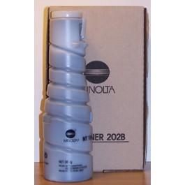 Toner Konica Minolta 8935-3040, Type MT202B, EP 2051, Black, max yield 10000 copies, 720 gr, ORIGINAL