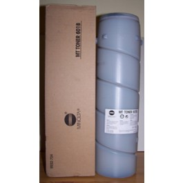 Toner Konica Minolta 8932-7040, Type MT601B, EP 6000, Black, max yield 50000 copies, 1750 gr, ORIGINAL, obsolete/out of production - valid until stock limit