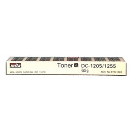 Toner Kyocera Mita 37041085, DC1205, Black, max yield 1 250 copies, 65 gr, ORIGINAL
