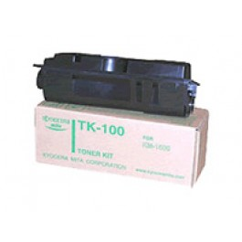 Toner Kyocera Mita Type TK100, KM1500, Black, max yield 6 000 copies, ORIGINAL