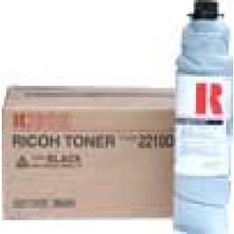 Cartridge Ricoh 885053, Type 2210D, Aficio 220, Black, max yield 11 000 copies, 360 gr, ORIGINAL