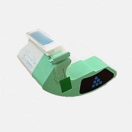 Cartridge Ricoh 887849, Type H, Aficio Color 2003, Black, max yield 1371 copies, 100 gr, ORIGINAL
