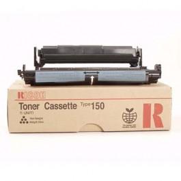 Cartridge Ricoh 339481, Type 150, 2700L, Black, max yield 4000 copies, 170 gr, ORIGINAL