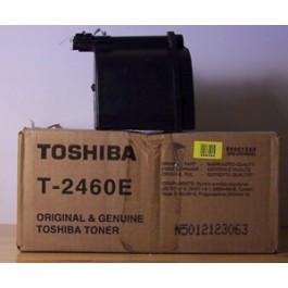 Toner Toshiba 66061598, Type T2460E, DP2460, Black, 300 gr, ORIGINAL