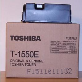 Toner Toshiba 66062039, Type T1550E, 1550, Black, 250 gr, ORIGINAL