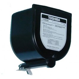 Toner Toshiba 66062007, Type T4550E, BD3550, Black, 550 gr, ORIGINAL, obsolete/out of production - valid until stock limit