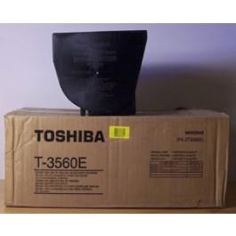 Toner Toshiba 66062048, Type T3560E, 3560, Black, 500 gr, ORIGINAL