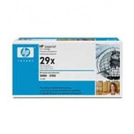 Cartridge HP C4129X, Type 29X, LaserJet P5000, Black, max yield 10000 copies, ORIGINAL