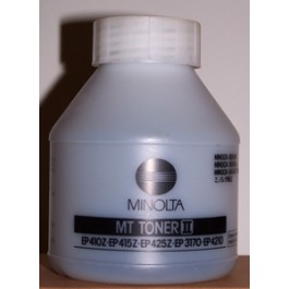 Toner Konica Minolta 8916-4020, EP 410Z, Black, 150 gr, ORIGINAL, obsolete/out of production - valid until stock limit