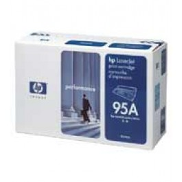 Cartridge HP 92295A, Type 95A, LaserJet 2, Black, max yield 4000 copies, ORIGINAL, obsolete/out of production - valid until stock limit