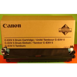 Drum Unit Canon 6837A003, Type CEXV5, ImageRunner 1600, max yield 21 000 copies, ORIGINAL