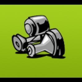 Spare part Canon FA6-5622-020, NP 1015, COMPATIBLE