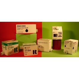 Ink Ricoh 817140, Type VT-1000, Priport VT2400, Black, ORIGINAL, obsolete/out of production - valid until stock limit