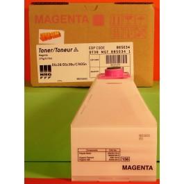 Cartridge Ricoh 888036, Type 105, Aficio AP3800C, Magenta, max yield 10000 copies, 275 gr, ORIGINAL