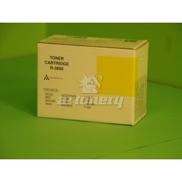 Cartridge Ricoh 888035, Type 105, Aficio AP3800C, Yellow, max yield 10 000 copies, 275 gr, COMPATIBLE, SUPER PRICE (valid until stock limit), damaged box/old box design