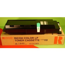 Cartridge Ricoh 888135, Type 110, C7010, Black, max yield 18 000 copies, ORIGINAL, SUPER PRICE (valid until stock limit), damaged box/old box design