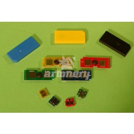 Chip HP C9721A, Color LaserJet 4600, Cyan, max yield 8000 copies, COMPATIBLE