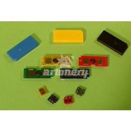 Chip HP , Color LaserJet 1600, Magenta, max yield 2000 copies, COMPATIBLE