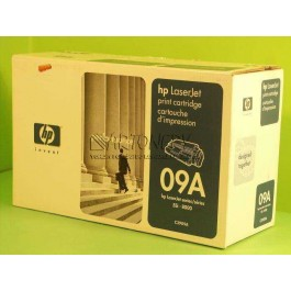 Cartridge HP 140109A, Type 09A, LaserJet 8000, Black, max yield 15000 copies, COMPATIBLE, SUPER PRICE (valid until stock limit), damaged box/old box design