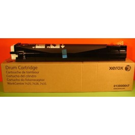 Drum Unit Xerox 013R00647, WorkCentre 7425, Black, max yield 70 000 copies, ORIGINAL, GOOD PRICE