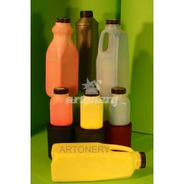 Refill Bottle Ricoh , Aficio MPC2500, Yellow, COMPATIBLE