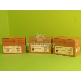 Cartridge Ricoh 884901, Aficio 2228C, Yellow, max yield 10 000 copies, ORIGINAL, SUPER PRICE (valid until stock limit), damaged box/old box design