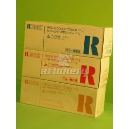 Toner Ricoh 887815, Type J, NC5006, Magenta, max yield 3500 copies, 340 gr, ORIGINAL