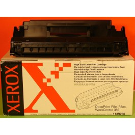 Cartridge Xerox 113R00296, WorkCentre 385, Black, max yield 5 000 copies, ORIGINAL, SUPER PRICE (valid until stock limit), damaged box/old box design