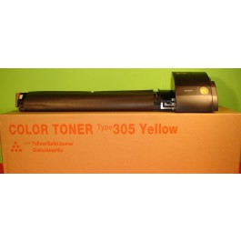 Toner Nashuatec CT306YLW, Type CT306, Aficio AP305, Yellow, max yield 17 000 copies, ORIGINAL