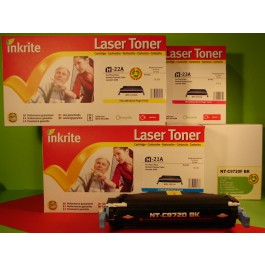 Cartridge HP C9723A, Type 23A, Color LaserJet 4600, Magenta, max yield 8000 copies, COMPATIBLE, SUPER PRICE (valid until stock limit), damaged box/old box design