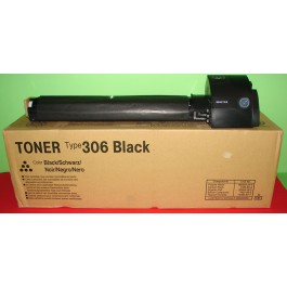 Toner Nashuatec CT306BLK, Type CT306, Aficio AP305, Black, max yield 17000 copies, ORIGINAL