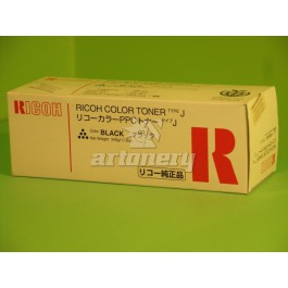 Toner Ricoh 887813, Type J, NC5006, Black, max yield 3500 copies, 340 gr, ORIGINAL, SUPER PRICE (valid until stock limit), damaged box/old box design
