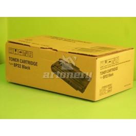 Cartridge Ricoh 402430, Type BP22, Aficio BP20, Black, max yield 5000 copies, ORIGINAL, SUPER PRICE (valid until stock limit), damaged box/old box design