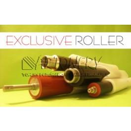 Lower presure roller HP RB1-8794-000, LaserJet 4000, COMPATIBLE – EXCLUSIVE ROLLER (EU origin), GOOD PRICE
